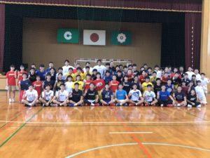 熊本で中高生プレーヤーや指導者講習会(7月10日)